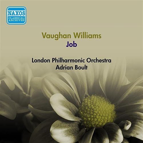 Vaughan Williams, R.: Job (Boult) (1953) by Adrian Boult