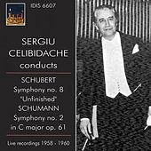Play & Download Sergiu Celibidache conducts (1958, 1960 by Sergiu Celibidache | Napster