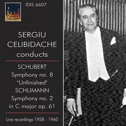 Sergiu Celibidache conducts (1958, 1960 by Sergiu Celibidache