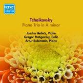 Play & Download Tchaikovsky, P.I.: Piano Trio in A Minor (Heifetz, Piatigorsky, Rubinstein) (1950) by Jascha Heifetz | Napster