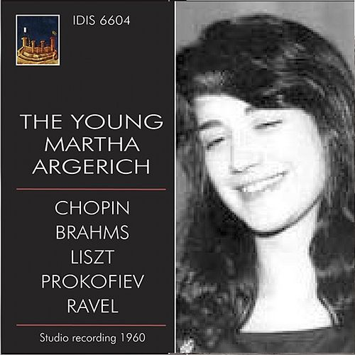 The Young Martha Argerich (1960) by Martha Argerich