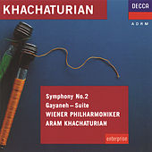 Play & Download Khachaturian: Symphony No.2/Gayaneh - Suite by Wiener Philharmoniker | Napster