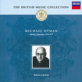 Play & Download Nyman: String Quartets Nos.1-3 by Balanescu Quartet | Napster
