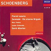 Schoenberg: Pierrot Lunaire / Serenade by Various Artists