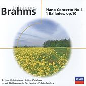 Play & Download Brahms: Piano Concerto No.1 in D minor/4 Ballades, Op.10 by Various Artists | Napster