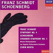 Play & Download Schmidt: Symphony No.4 / Schoenberg: Chamber Symphony by Various Artists | Napster