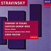 Play & Download Stravinsky: Symphony of Psalms; Mass / Poulenc: Easter Motets by Various Artists | Napster