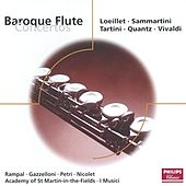 Baroque Flute Concertos by Various Artists