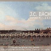 Bach: Sinfonia No. 1, No. 2 and No. 4 by Various Artists