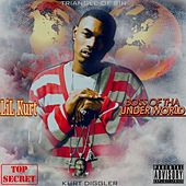 Kurt Diggler Boss of the Under World (MIXTAPE) by Lil Kurt