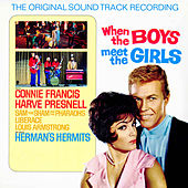 When The Boys Meet The Girls (Original 1965 Soundtrack Recording) by Various Artists