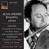 Play & Download Jean-Pierre Rampal Plays Mozart & Telemann (1956,1958) by Jean-Pierre Rampal | Napster