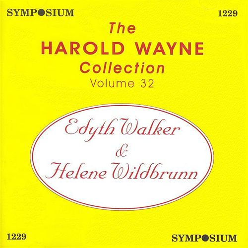 The Harold Wayne Collection, Vol. 32 by Various Artists