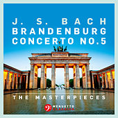 Play & Download The Masterpieces - Bach: Brandenburg Concerto No.5 by Württemberg Chamber Orchestra Heilbronn | Napster