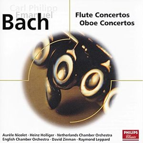 Bach, C.P.E.: Concertos for Flute and Oboe by Various Artists