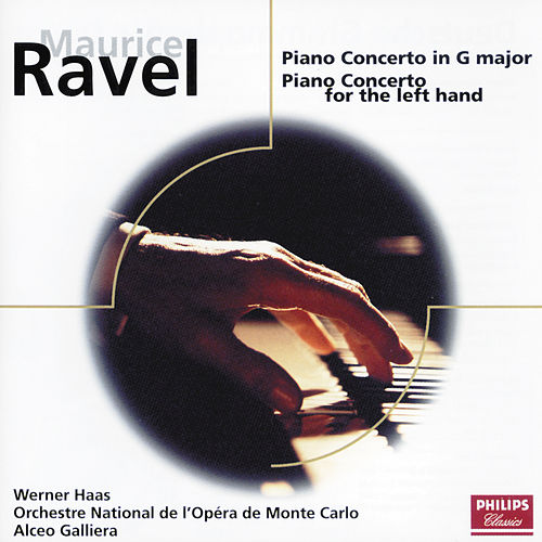 Play & Download Ravel: Piano Concertos, etc by Werner Haas | Napster