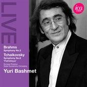 Play & Download Brahms: Symphony No. 3 - Tchaikovsky: Symphony No. 6 by Yuri Bashmet | Napster
