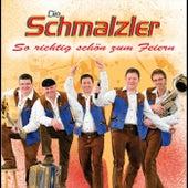 Play & Download So richtig schön zum Feiern by Die Schmalzler | Napster