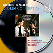 Play & Download Sibelius / Tchaikovsky: Violin Concertos by Viktoria Mullova | Napster