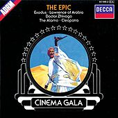Play & Download Cinema Gala: The Epic by Various Artists | Napster