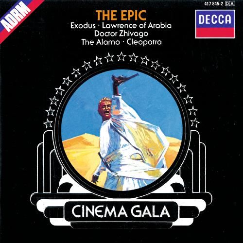 Cinema Gala: The Epic by Various Artists