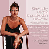 Play & Download 20th Century Violin Concertos by Viktoria Mullova | Napster