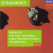 Stravinsky: Oedipus Rex by Various Artists