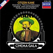 Citizen Kane - Film Music by Bernard Herrmann by Various Artists