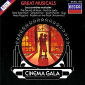 Play & Download Great Musicals: Cinema Gala by Various Artists | Napster