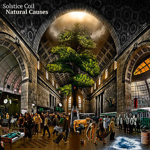 Play & Download Natural Causes by Solstice Coil | Napster