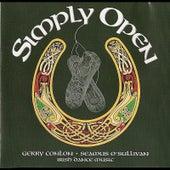 Simply Open by Gerry Conlon