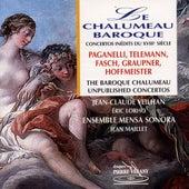 Le chalumeau baroque : Concertos inédits du 18ème siècle by Ensemble Mensa Sonora, Jean Maillet, Jean-Claude Veilhan, Eric Lorho