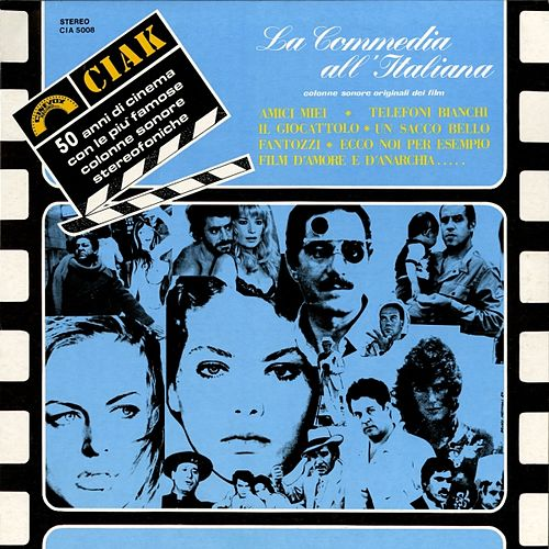 Play & Download Commedia all'Italiana by Various Artists | Napster