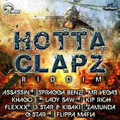 Hotta Clapz by Various Artists