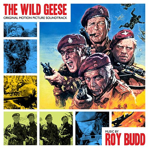 The Wild Geese by Roy Budd