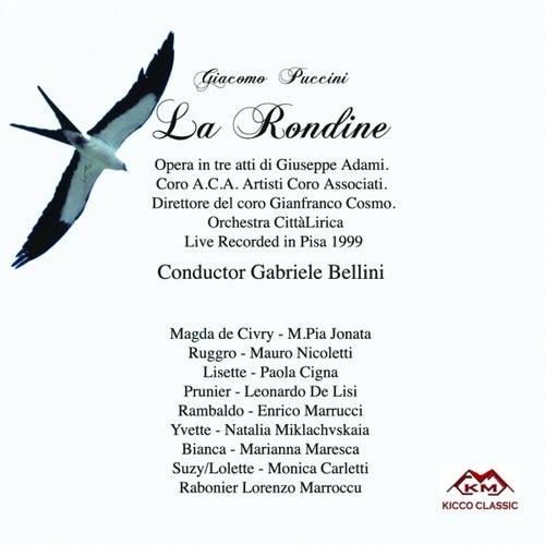La rondine by Giacomo Puccini