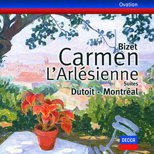 Play & Download Bizet: Carmen Suites 1 & 2; L'Arlésienne Suites 1 & 2 by Orchestre Symphonique de Montréal | Napster