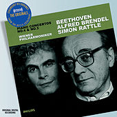 Play & Download Beethoven: Piano Concertos Nos.4 & 5 by Alfred Brendel | Napster