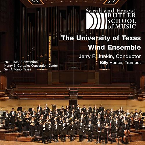 Play & Download The University of Texas Wind Ensemble by Jerry Junkin | Napster