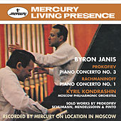 Play & Download Prokofiev: Piano Concerto No.2 / Rachmaninov: Piano Concerto No.3 by Byron Janis | Napster