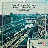 Telemann: Quatuors Parisiens, Vols. 2-3 by John Holloway