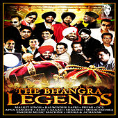 Play & Download The Bhangra Legends by Various Artists | Napster