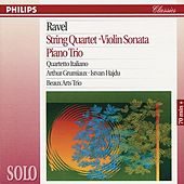 Play & Download Ravel: String Quartet; Violin Sonata; Piano Trio by Various Artists | Napster