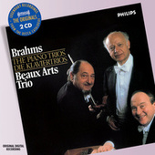 Play & Download Brahms: Piano Trios by Beaux Arts Trio | Napster