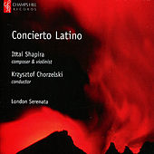 Shapira: Concierto Latino by Ittai Shapira