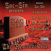 Sac-Sin Presents: The Rezurecxtun by Various Artists
