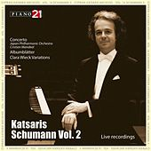 Play & Download Cyprien Katsaris Archives, Vol.16 - Schumann II by Cyprien Katsaris | Napster