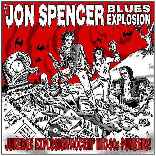 Play & Download Jukebox Explosion by Jon Spencer | Napster