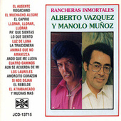Play & Download Rancheras Inmortales by Alberto Vazquez | Napster