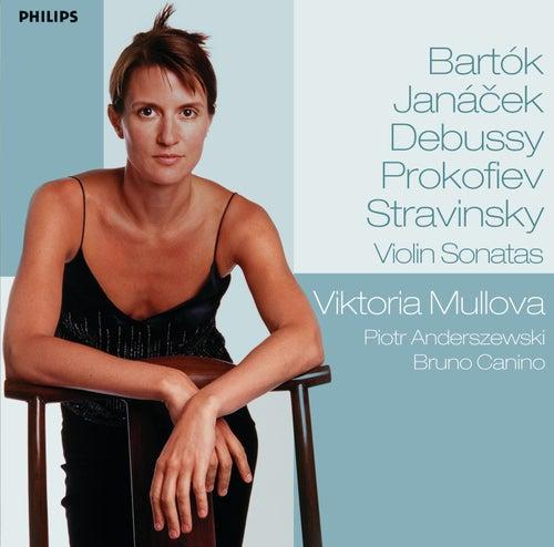 Play & Download 20th Century Violin Sonatas by Viktoria Mullova | Napster